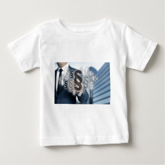 Paragraphs are selected by businessman baby T-Shirt