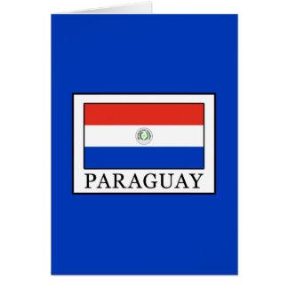 Paraguay Card