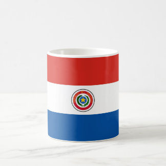 Paraguay country flag nation symbol coffee mug
