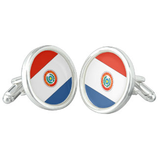 Paraguay Cuff Links