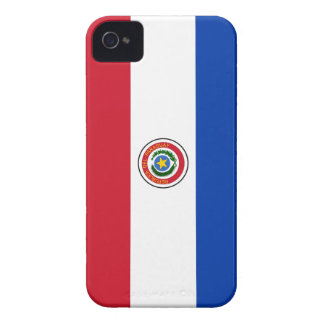 Paraguay Flag iPhone 4 Cover