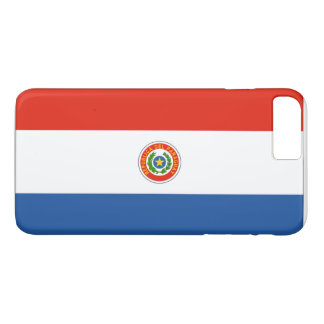 Paraguay flag iPhone 8 plus/7 plus case