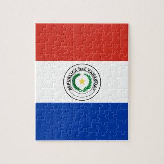 Paraguay Flag Jigsaw Puzzle