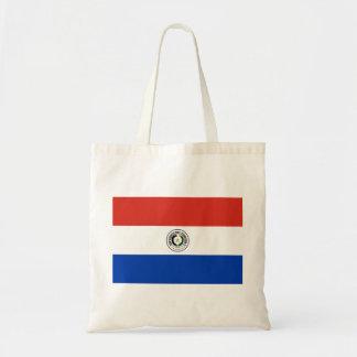 Paraguay Flag Tote Bag