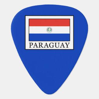 Paraguay Guitar Pick