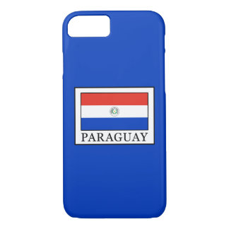 Paraguay iPhone 8/7 Case