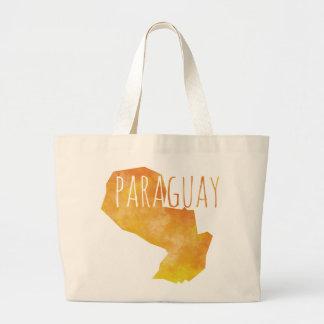 Paraguay Large Tote Bag