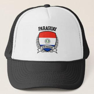 Paraguay Trucker Hat