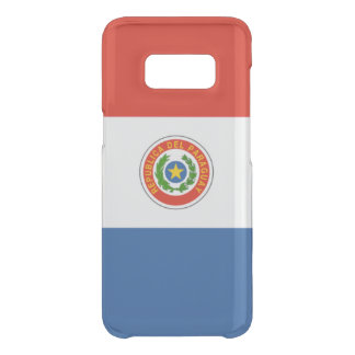 Paraguay Uncommon Samsung Galaxy S8 Case