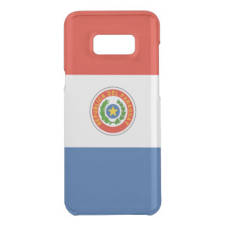 Paraguay Uncommon Samsung Galaxy S8 Plus Case