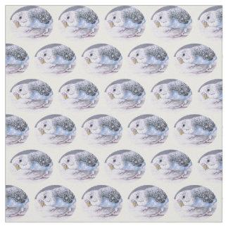 Parakeet Budgie Bird Art Fabric