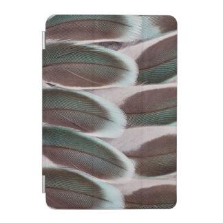 Parakeet Wing Feather Design iPad Mini Cover