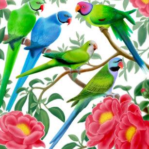 Moustache Parakeet Gifts on Zazzle AU