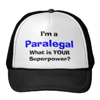 paralegal cap