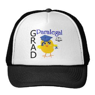 Paralegal Grad Mesh Hats