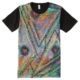 Parallel axiom by rafi talby All-Over print T-Shirt
