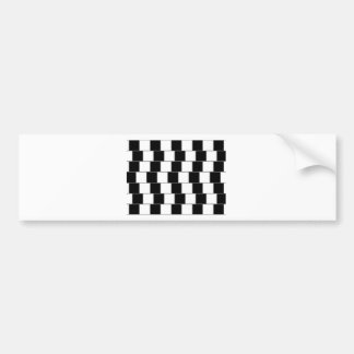 parallel bars, mark bumper sticker