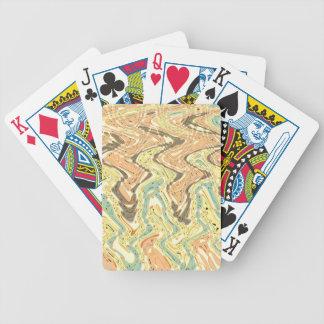 Parallel paths poker deck