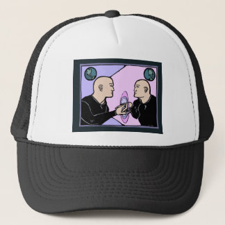 Parallel Self Trucker Hat