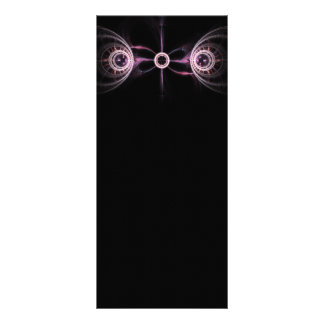 Parallel Universes Abstract Fractal Art Custom Rack Cards