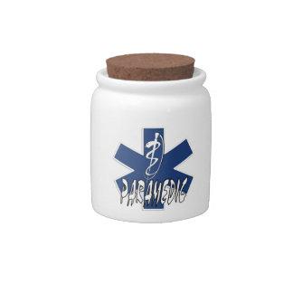 Paramedic Active Duty Candy Dish