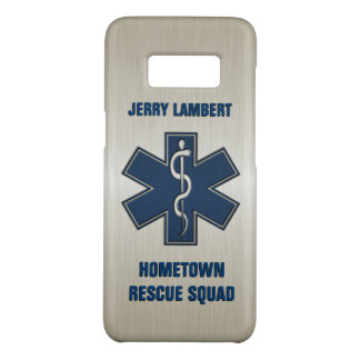 Paramedic Deluxe Name Template Case-Mate Samsung Galaxy S8 Case