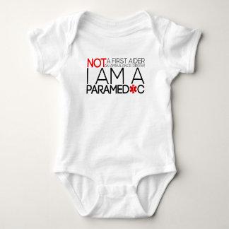 paramedic design cute baby bodysuit