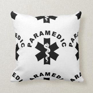 Paramedic EMS Logo Cushion