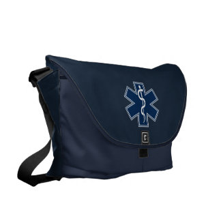 Paramedic EMT EMS Courier Bag