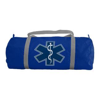 Paramedic EMT EMS Gym Duffel Bag