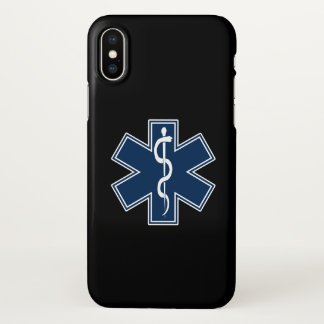 Paramedic EMT EMS iPhone X Case