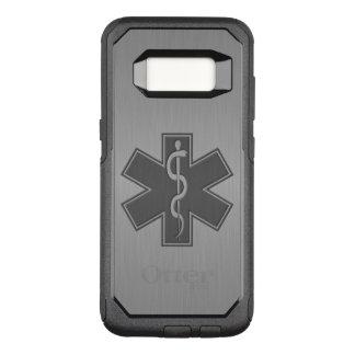 Paramedic EMT EMS Modern OtterBox Commuter Samsung Galaxy S8 Case