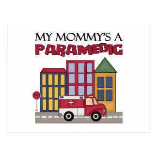 Paramedic Gift Post Cards