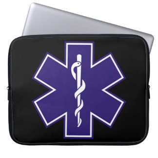Paramedic Laptop Sleeve