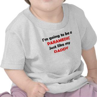 Paramedic Like My Daddy Shirt