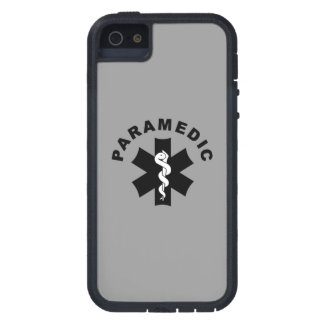 Paramedic Logo Theme iPhone 5 Case