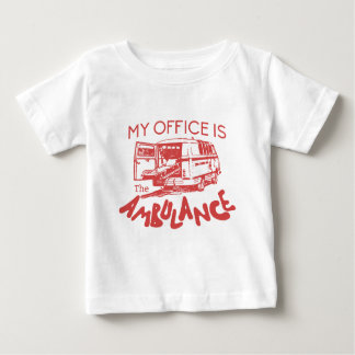 paramedic office baby T-Shirt