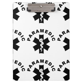 Paramedic Theme Clipboard