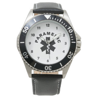 Paramedic Theme Watches