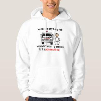 Paramedics Hooded Pullover