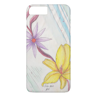 Paramore water color flowers iPhone 8 plus/7 plus case
