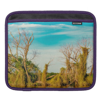 Parana River, San Nicolas, Argentina iPad Sleeve