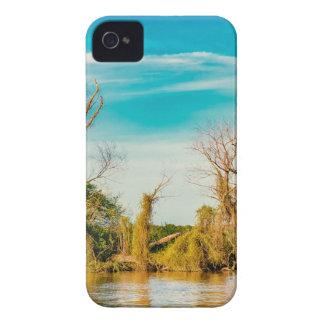 Parana River, San Nicolas, Argentina iPhone 4 Covers