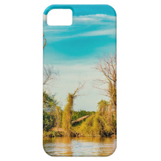 Parana River, San Nicolas, Argentina iPhone 5 Cases
