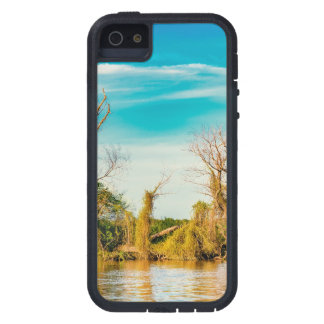 Parana River, San Nicolas, Argentina iPhone 5 Cover
