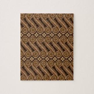 Parang's Batik Jigsaw Puzzle