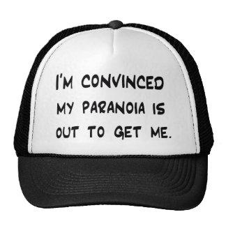 paranoia hat