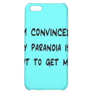 paranoia iPhone 5C case