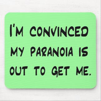 paranoia mouse pad