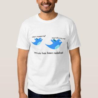 Paranoia Tshirt